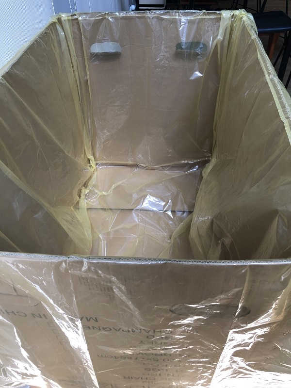 ถุงคลุมกล่อง_ถุงรองก้นกล่อง