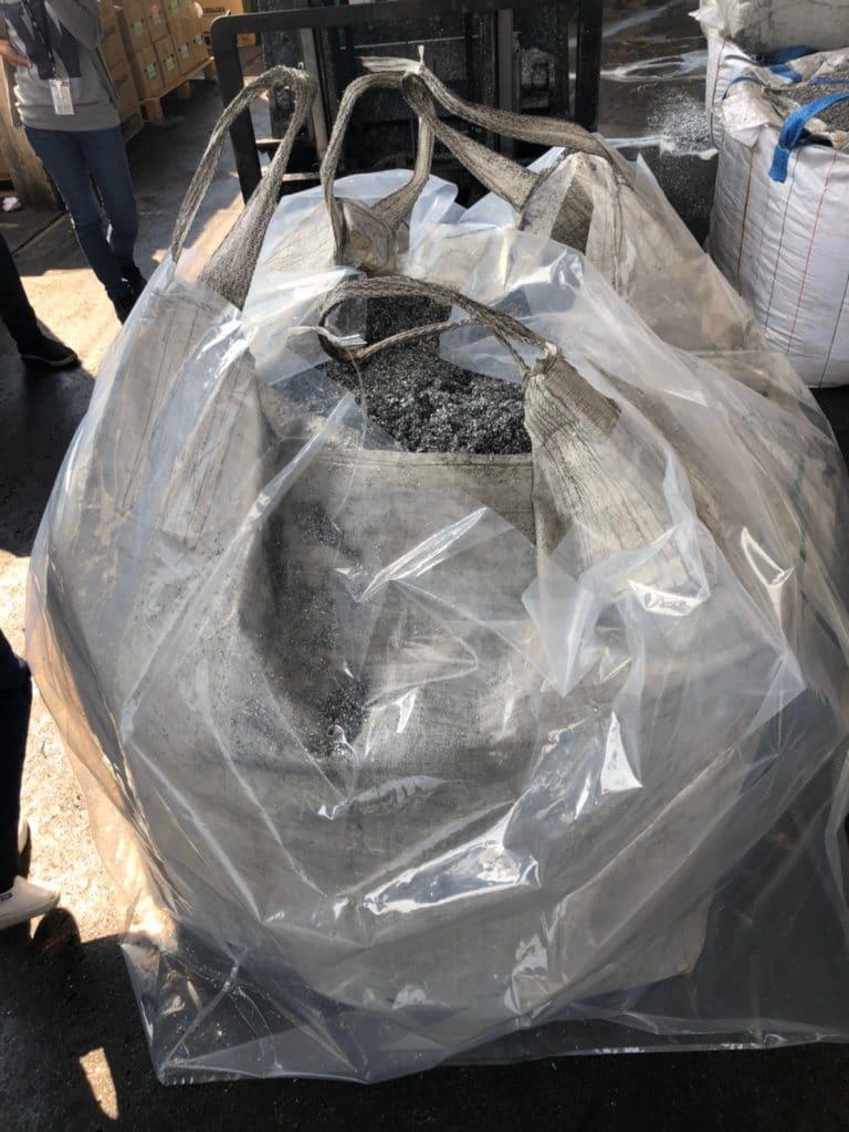 ภาพตัวอย่างประกอบการใช้งานถุงมุ้งชนิดแข็งแรงทนทาน