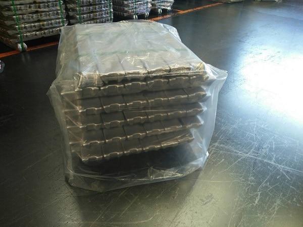 ข้อจำกัดของถุงมุ้งถุงคลุมพาเลท-